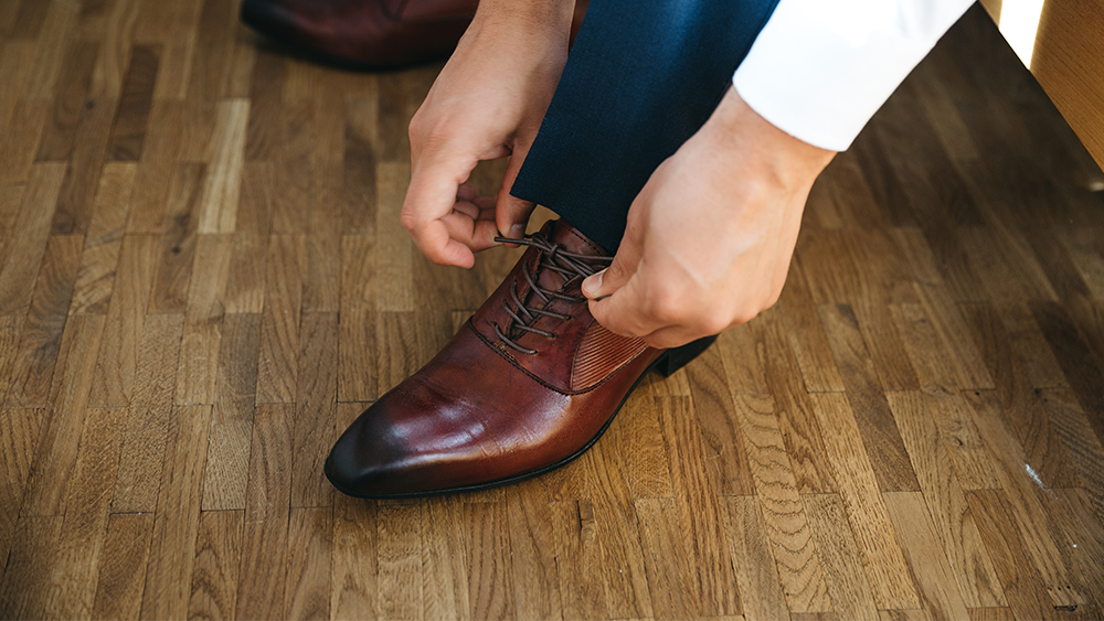 Why you should wear comfortable shoes